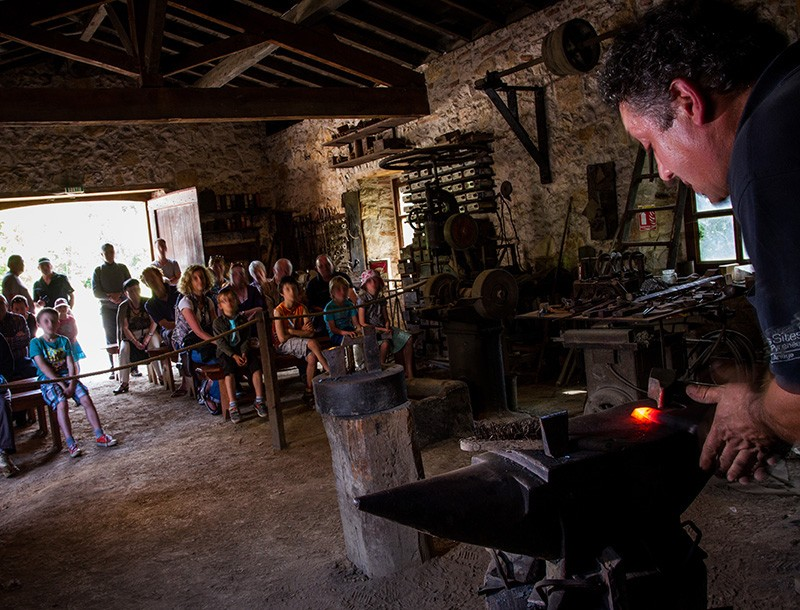 atelier-demonstration-forge-a-martinet-forges-de-pyrene-forgeron-1