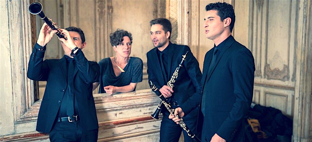 Lavelanet : Opéra sans diva, Quatuor Anches Hantées – 7 février