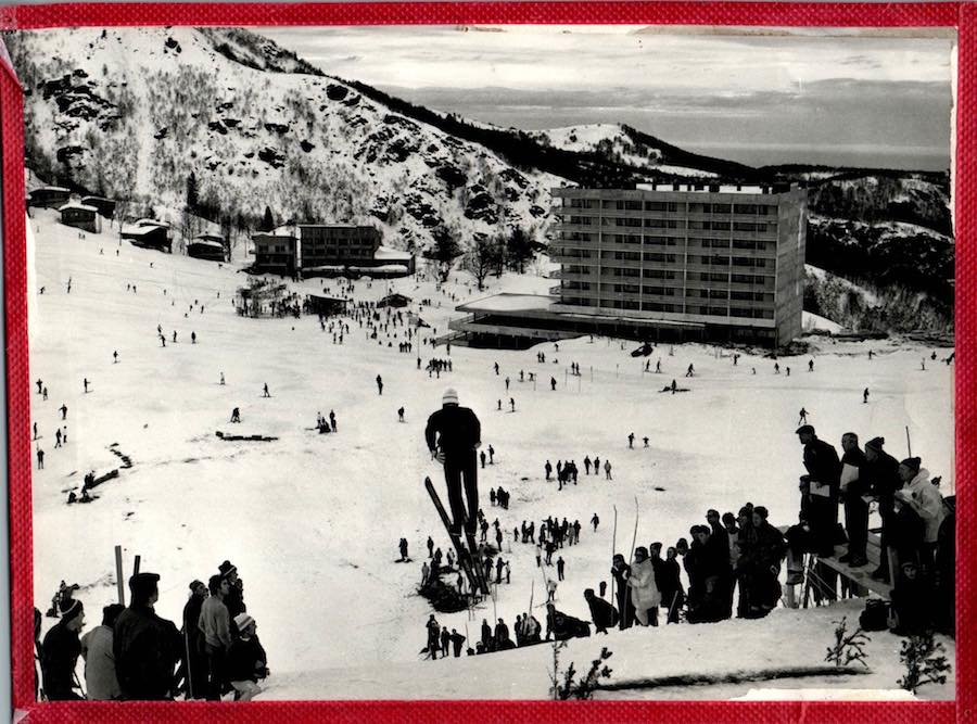 Monts d'Olmes : «Monts d'Olmes : 80 ans de ski en Pyrénées Cathares» – 19 février