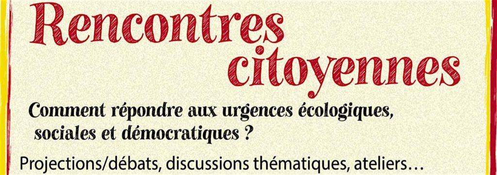 Foix : Rencontres citoyennes – 15 février