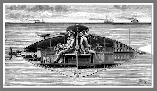 Rivel (11) : «Les sous-marins : Problématique de la plongée – Technologies et fonctionnement – Doctrines d'emploi» – 21 mars