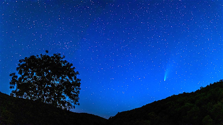 Pailhès : apprendre à photographier la nuit – 19 septembre