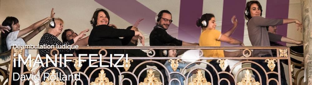 Foix : Déambulation ludique avec ¡Manif Feliz! – 18 & 19 septembre