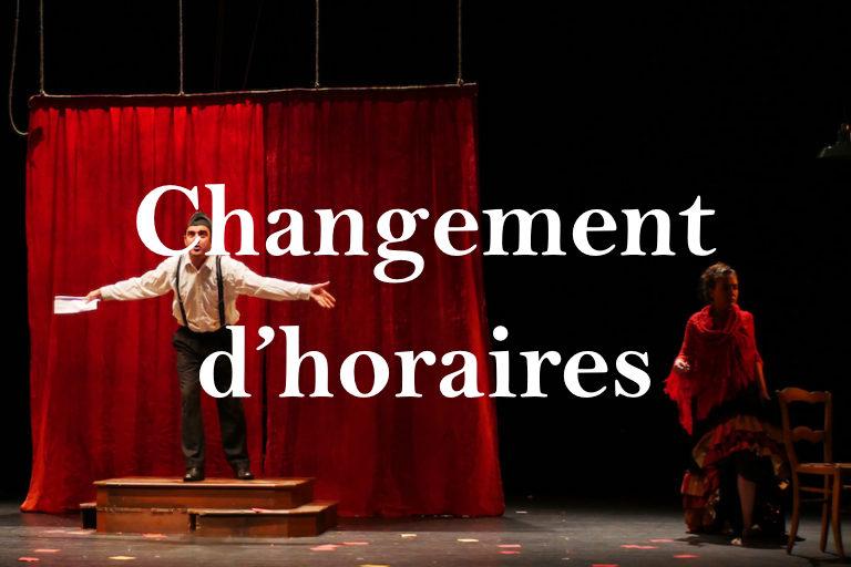 Pamiers : 33ème édition du festival de théâtre « théâtrales d'automne » – 23 – 24 octobre et 21 novembre