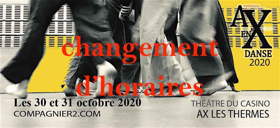 Ax-les-Thermes : Festival «Ax en Danse» – 30 & 31 octobre