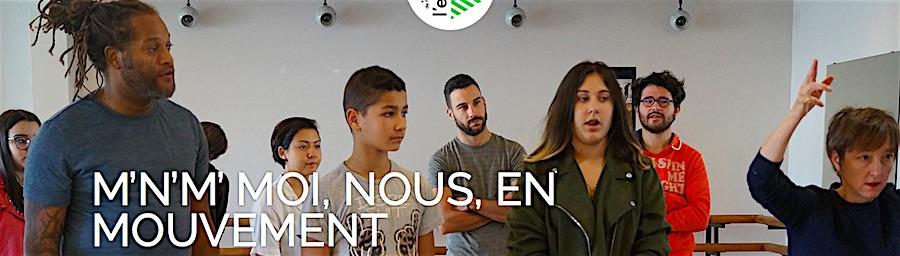 Foix / Pamiers : M'N'M : Moi, nous, en mouvement – du 26 au 30 octobre